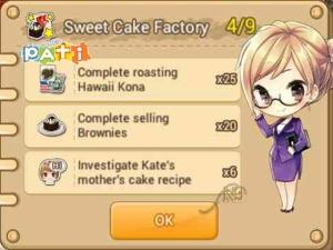 Sweet Cake Factory [4-9]