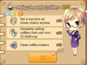 A Big-Hearted Coffee! [2-5]