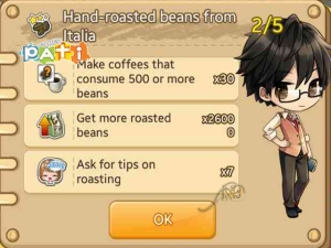 Hand-Roasted Beans From Italia [2-5]