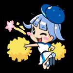 JPN WBL - Cheer