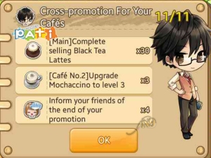 Cross-Promotion For Your Cafés [11-11]
