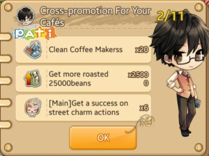 Cross-Promotion For Your Cafés [2-11]