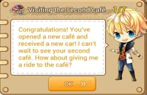 Visiting The Second Café [1-7]