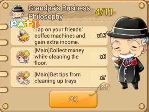 Grandpa's Business Philosophy [4-11]