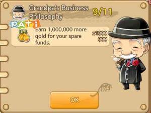 Grandpa's Business Philosophy [9-11]