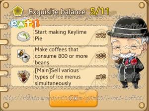 Exquisite Balance [5-11]