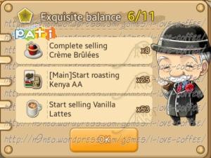 Exquisite Balance [6-11]